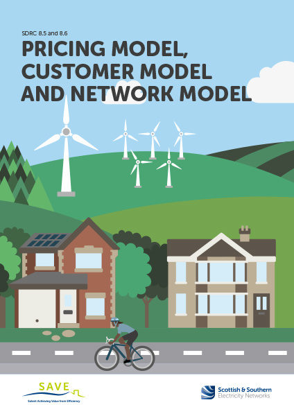SDRC 8.5/8.6 Customer, Network and Pricing Model Report