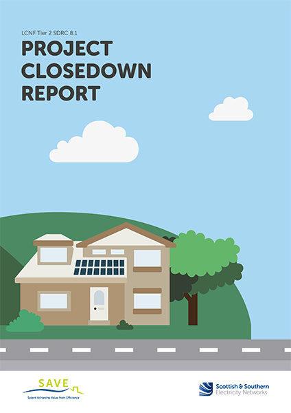 SSEN 8.1 Closedown Report